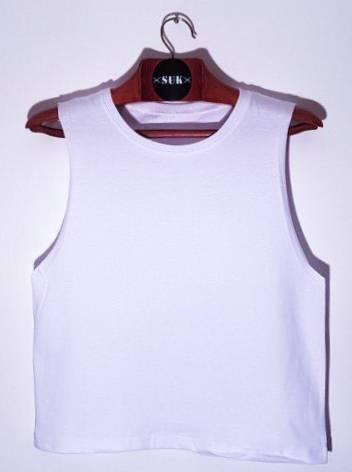 Musculos Mujer Blanca Premium