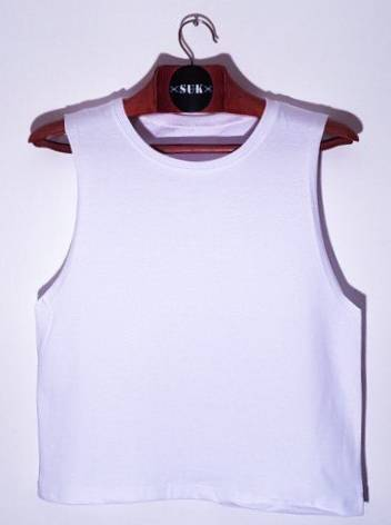 Musculosa Mujer Diseñable